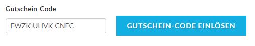 Shopsoftware Gutscheine